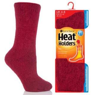 Villasukka Heat Holders 37-42 Punainen