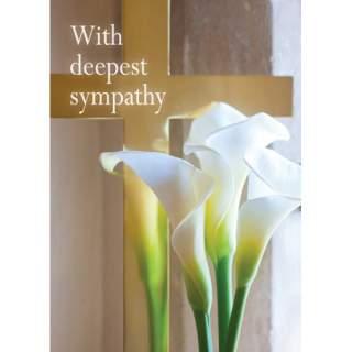Sympathy -kortti Risti ja kalla