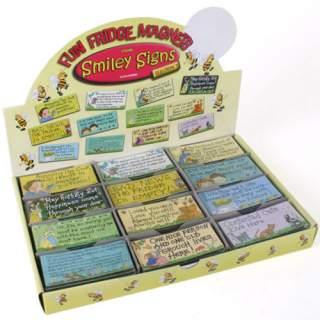 Smiley -magneettit 12-sarja