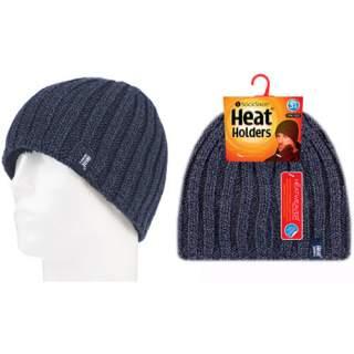 Heat Holders Men pipo Siniharmaa