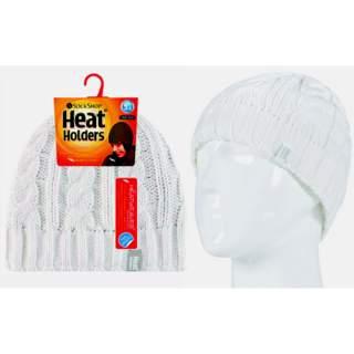 Heat Holders Lady pipo valkoinen