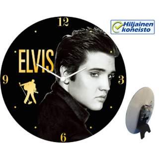 Seinä-/pöytäkello - Elvis