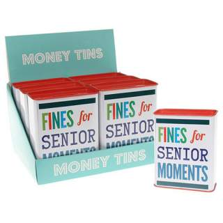 Fines For Senior Moments -pankki*