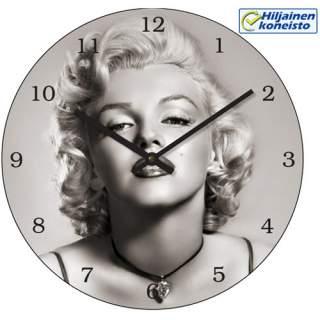 Seinäkello - Marilyn