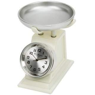 Keittiövaaka -kello