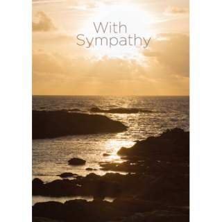 Sympathy -kortti Merimaisema
