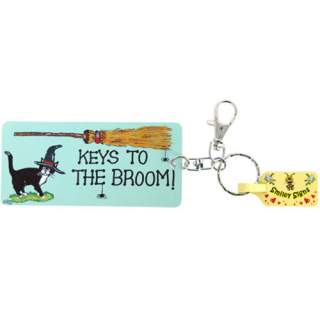 Keys To The Broom -avaimenperä