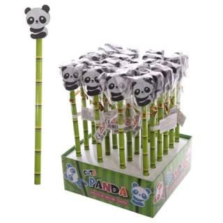 Panda -lyijykynä/kumi Pyry ja Lumi