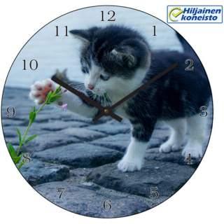 Seinäkello - Kissanpentu