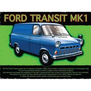 Transit -peltikyltti 40x30 cm