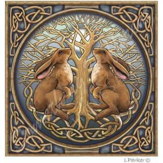 Kortti Jänikset 13 x 13 cm