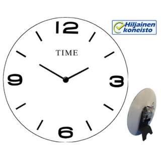 Seinä-/pöytäkello - Time