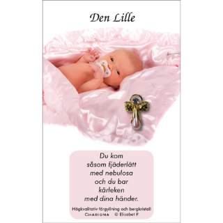 Den lille -pins rosa