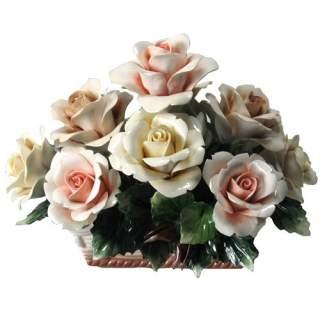 Posliini-ruusut korissa*