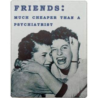 Friends -magneetti