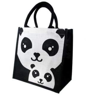 Pandat - juuttikassi
